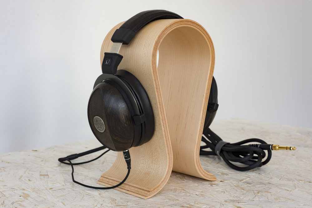 Kennerton Magister Headphones Sieveking Headphone Stand