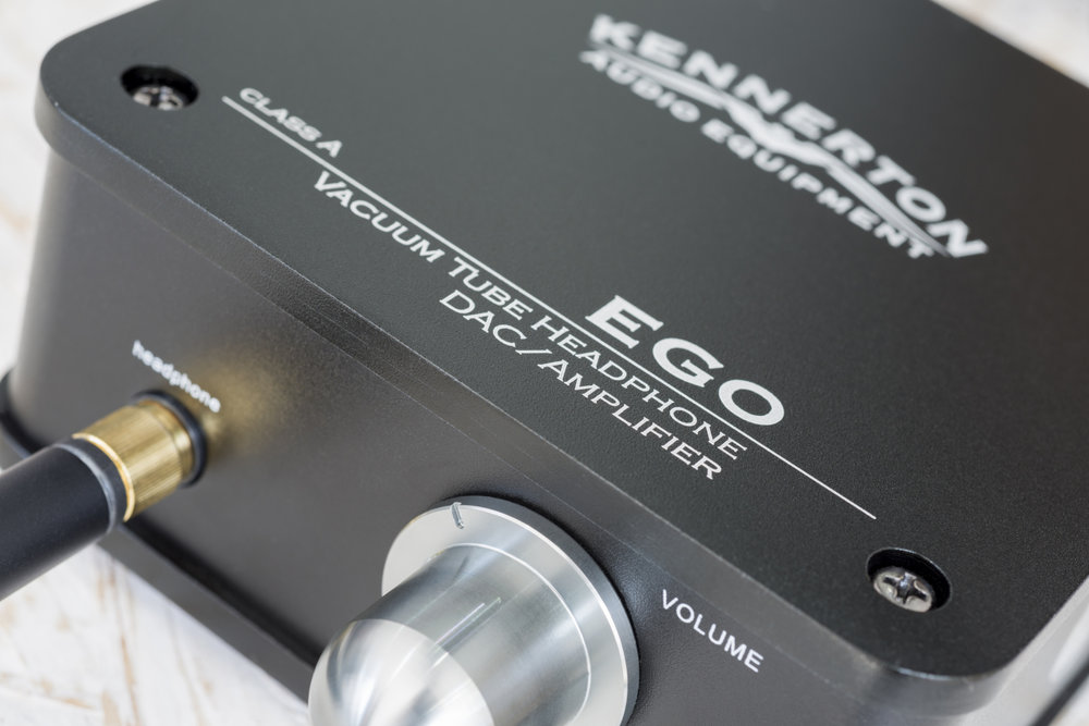Kennerton EGO DAC and Headphone Amp