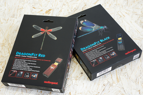 AudioQuest DACs