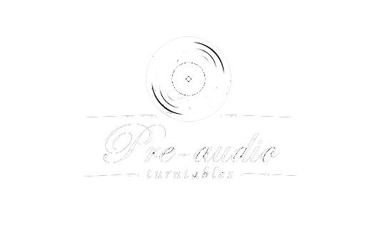 Pre-Audio Turntables