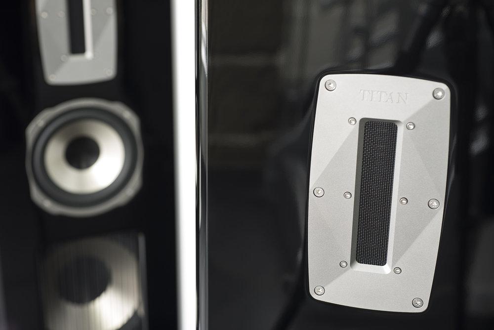 Quadral Aurum Titan VIII Speakers