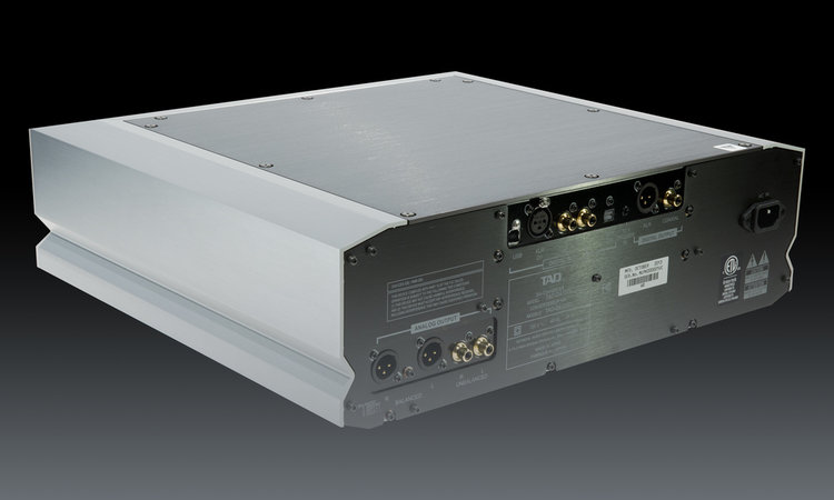 DA1000 Digital/Analogue Converter