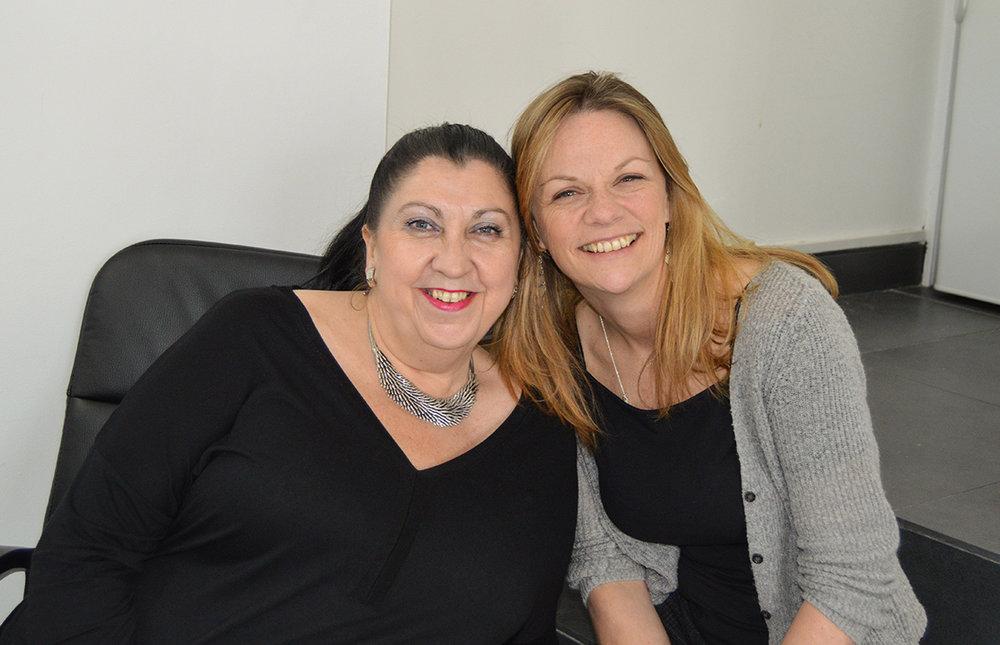 Anne & Linda