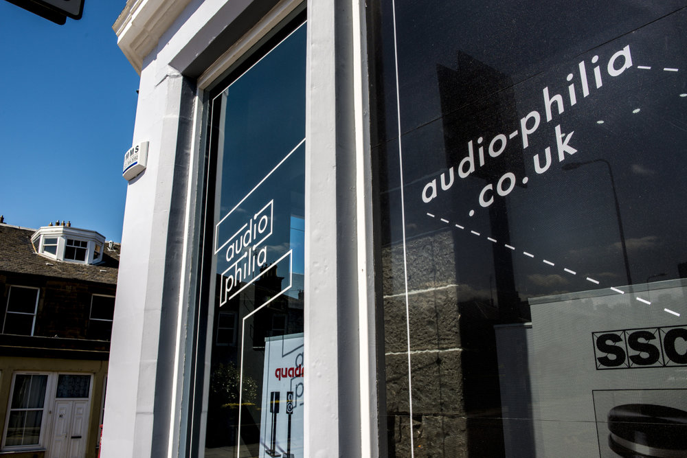 Audio-philia, Tollcross, Edinburgh