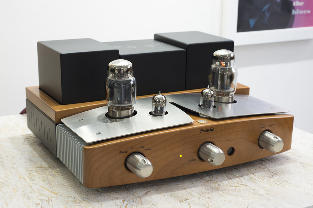 Preludio Integrated Amp