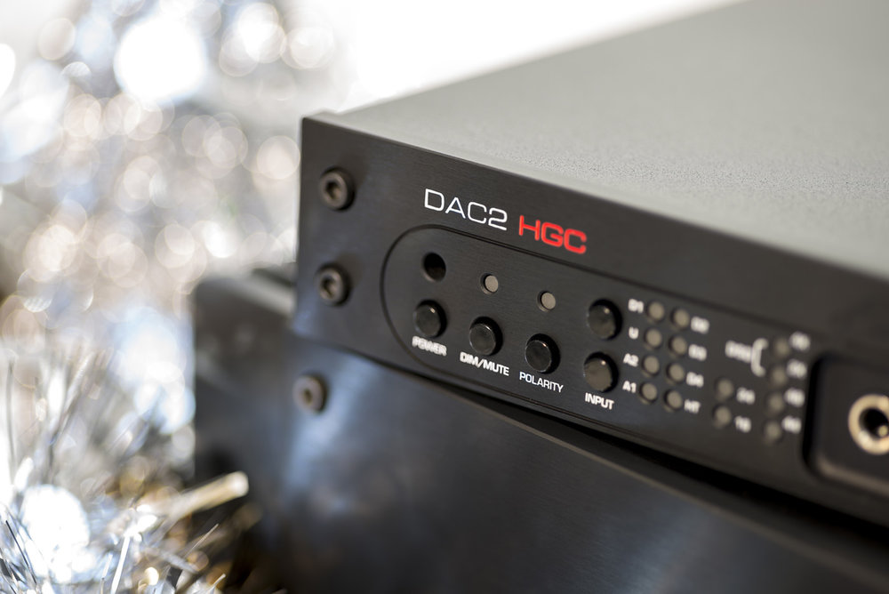 Over 10% OFF - Benchmark DAC2 HGC + AHB2 Power Amp