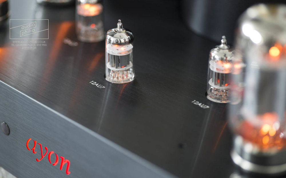 Ayon Audio Spark III Valve Amplifier