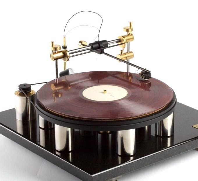 ATM-1401 Tangential Turntable