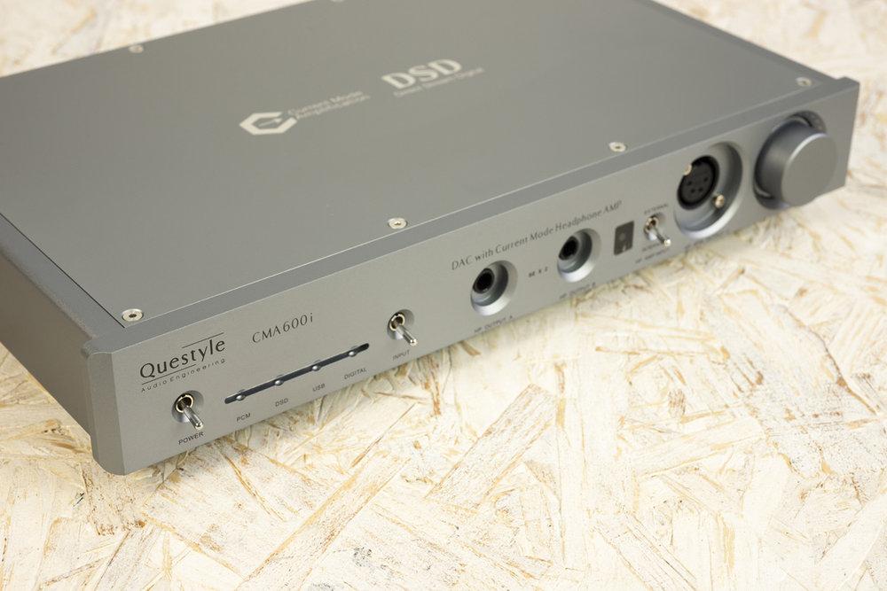 CMA600i Balanced Headphone Amplifier and DAC