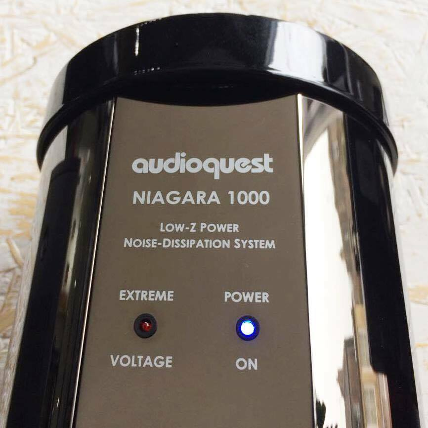 Niagara 1000 - AC Power