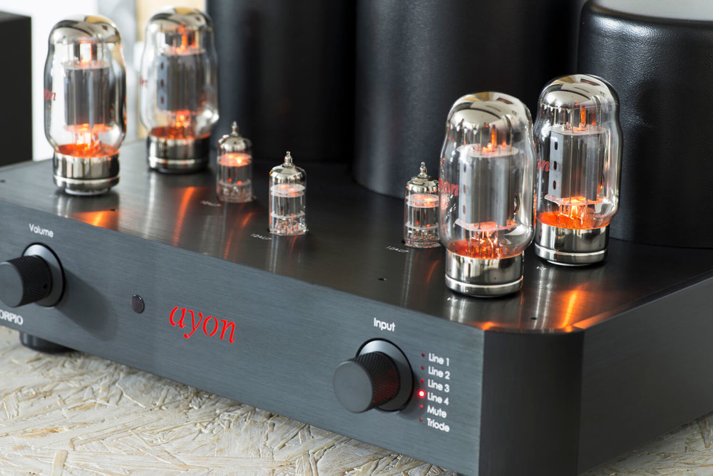 Scorpio Integrated Amp