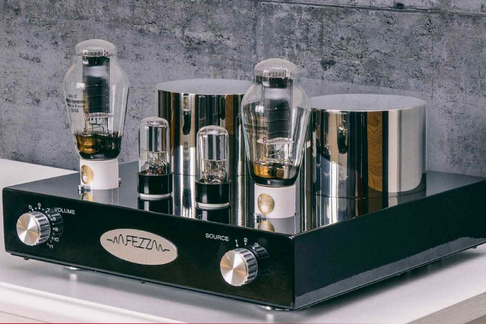 Mira Ceti SE-Tube Amplifier