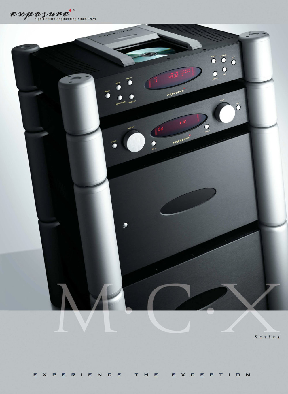 Click for MCX Series Brochure
