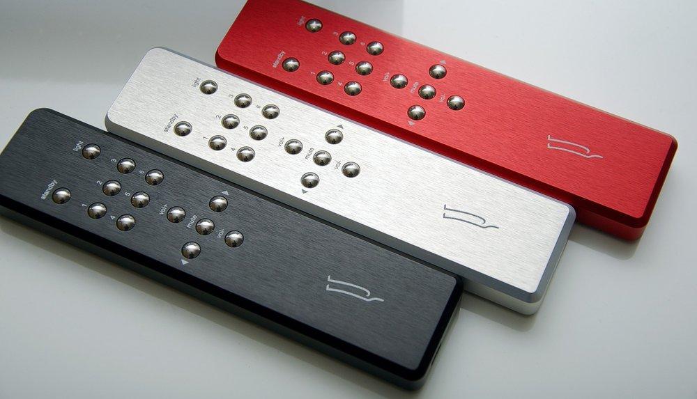 ORTON INTEGRATED AMP REMOTE CONTROLS