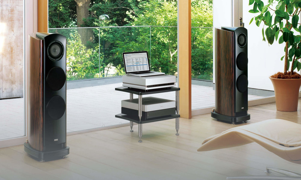 Evolution One Speakers