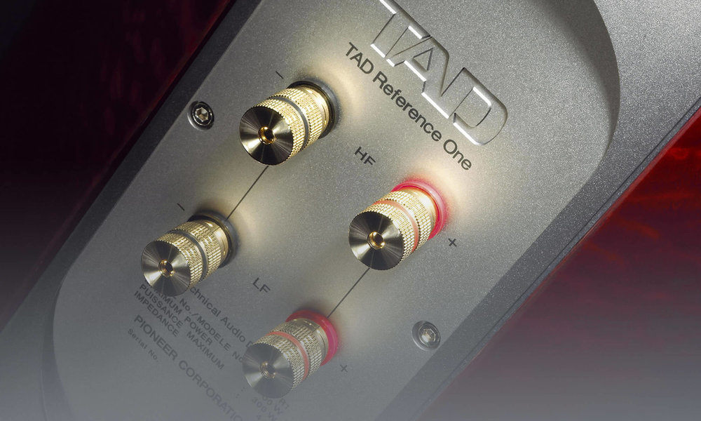 Reference One Speakers