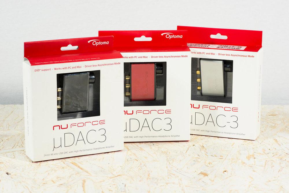 uDAC3 Mobile DAC - £99