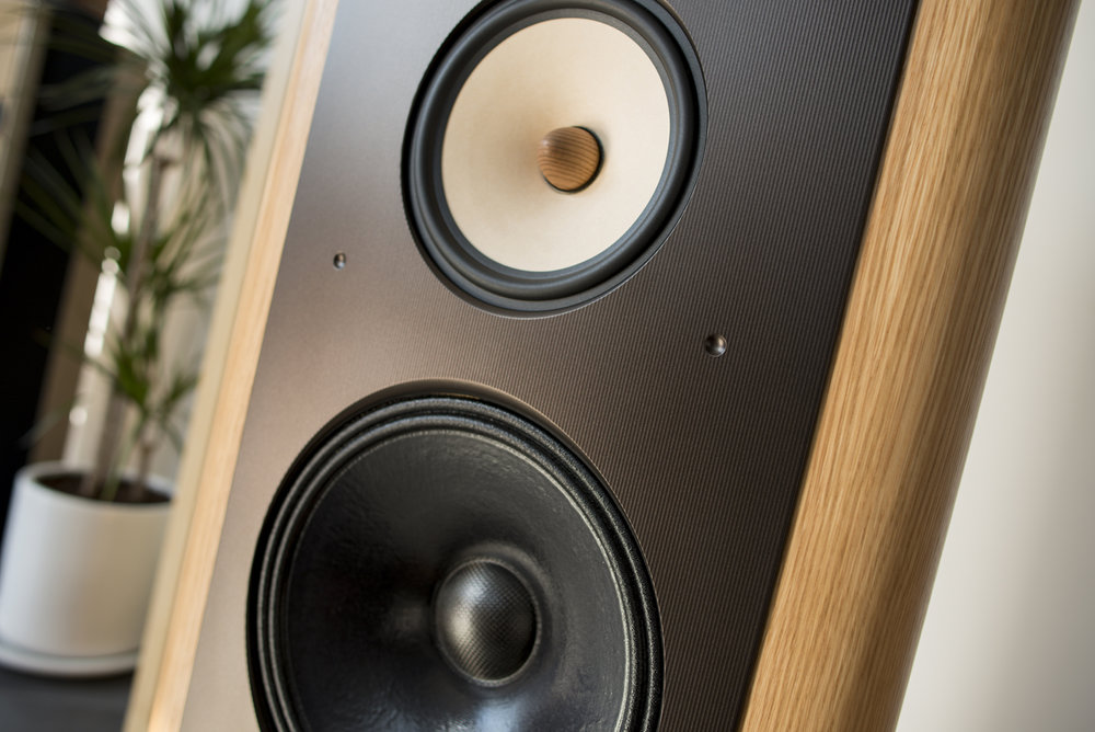 ART Alnico 12 Reference Speakers - Detail
