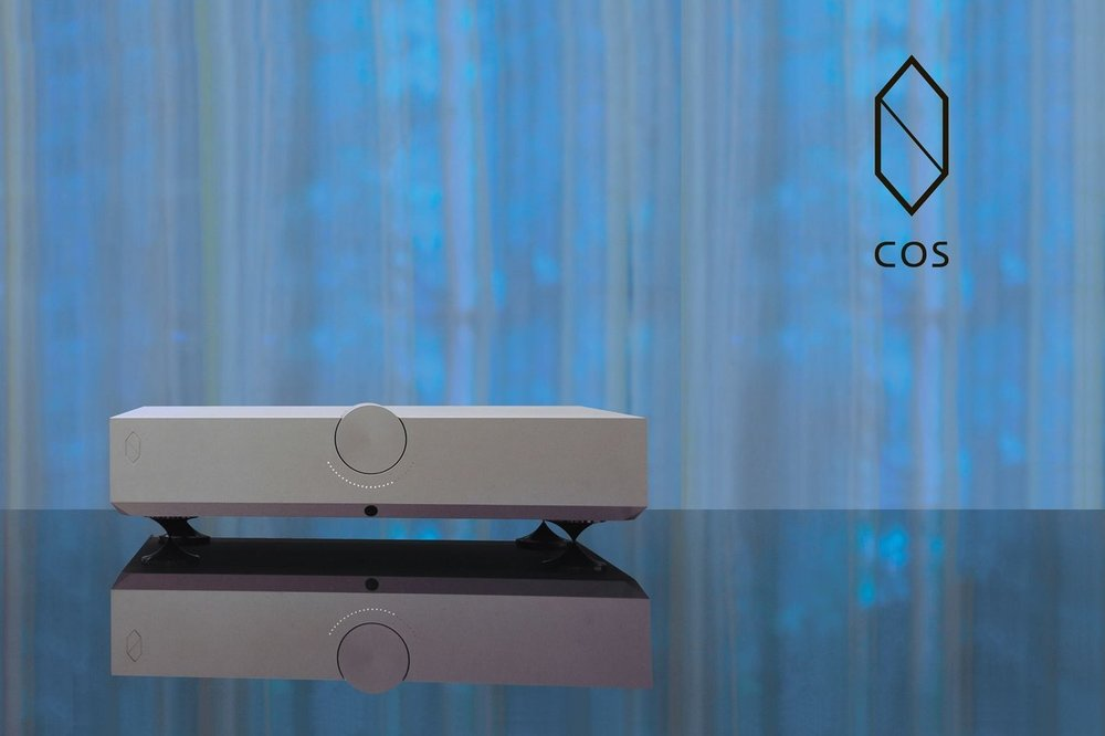COS Engineering D1 DAC + Pre-amplifier