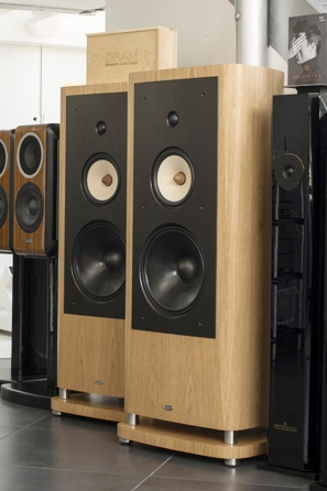 Alnico 12 Reference Speakers