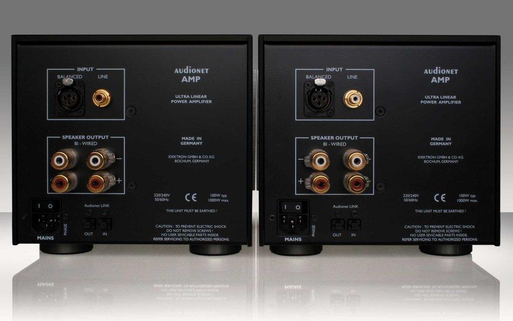 <b>AMP Mono-block Power Amplifiers</b>