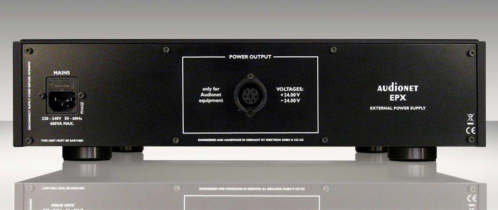 <b>EPX External Power Supply</b>