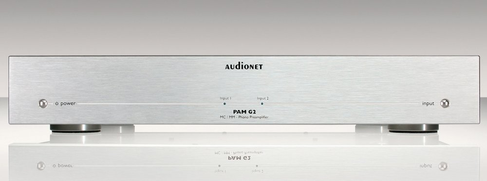 <b>PAM G2 Phono Pre-amplifier</b>