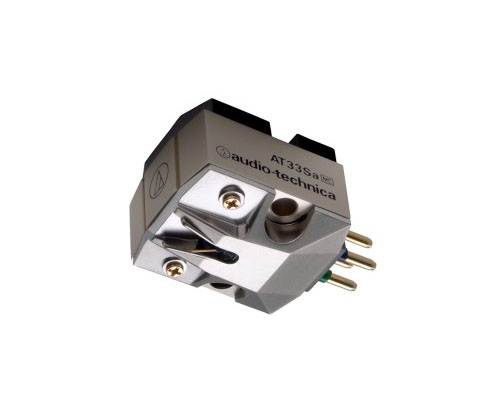 "<small><b style=""color:#202020"">AT33SA Moving Coil Cartridge</b></small>"