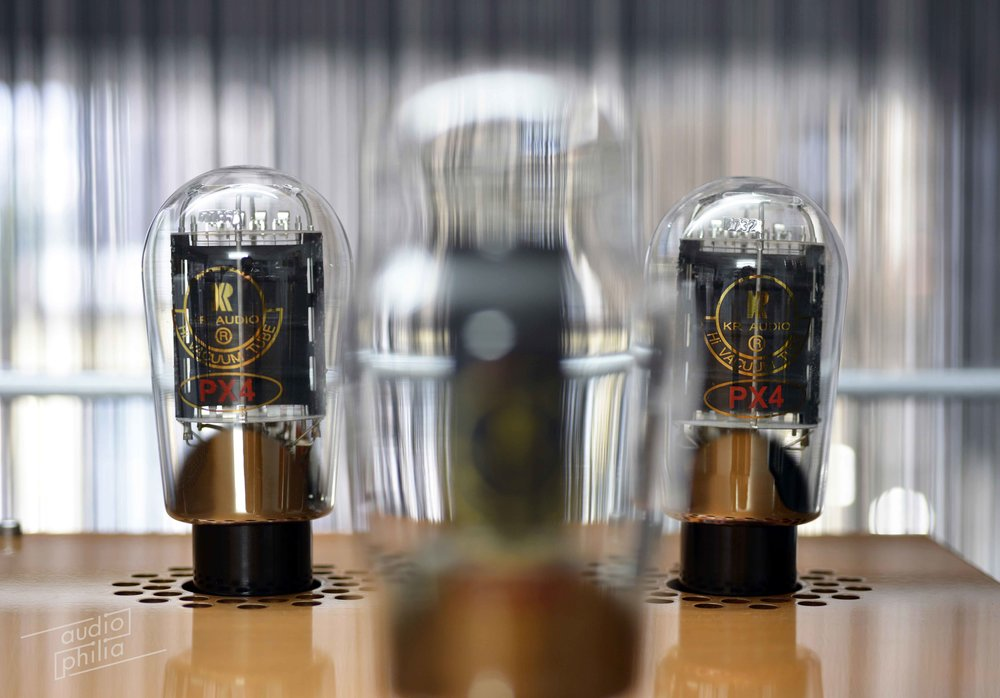 KR Audio PX4 tubes on the LampizatOr Golden Gate 2 DAC