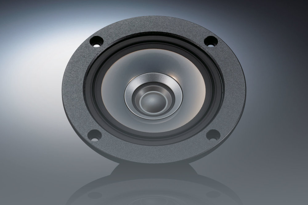 High-Rigidity Beryllium Tweeter / Mid-Range