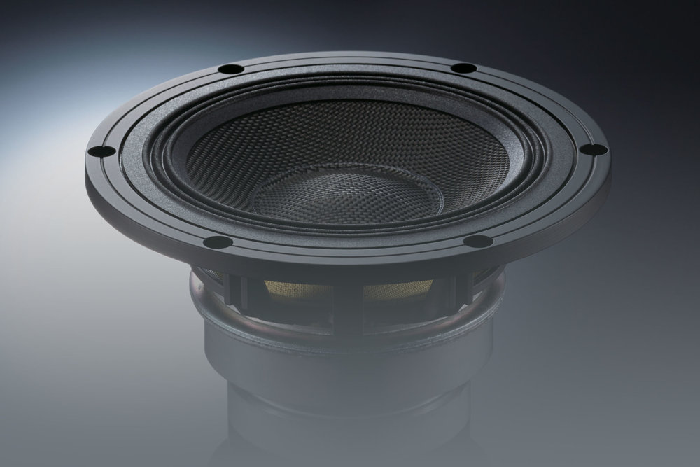 Multi-Layered Aramid Composite Cone Woofer