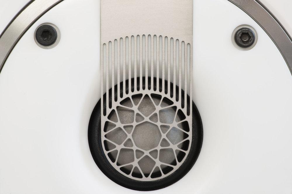 DRAM Monitor Speakers with Diamond Tweeter