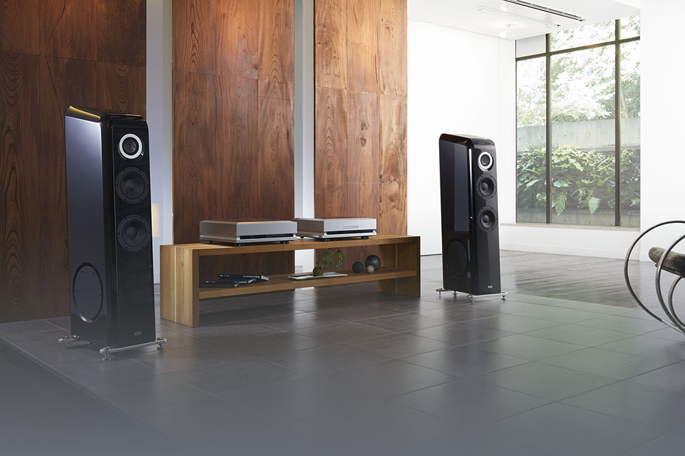 Evolution One TX Speakers