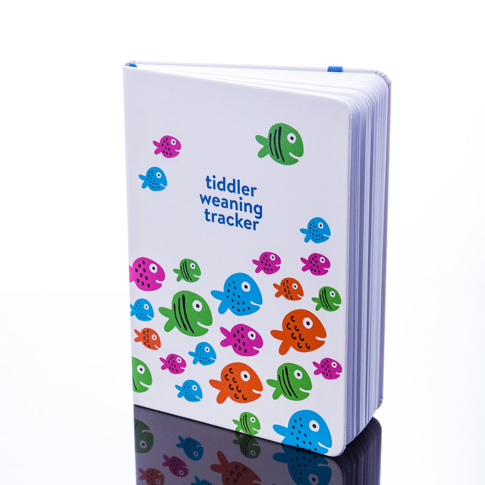tiddler weaning tracker – For your little one's next steps! Helping parents track baby's daily weaning progress, sleeps and changes