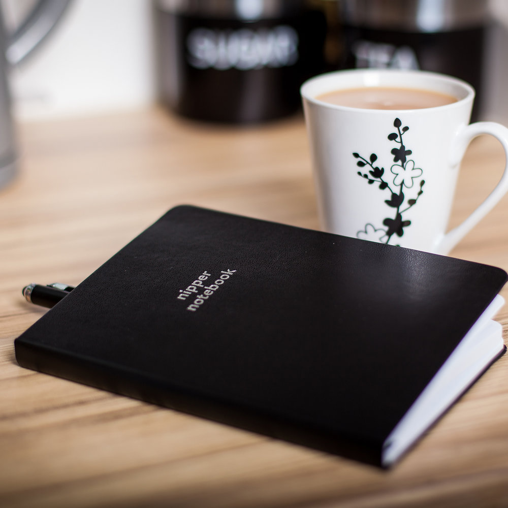 A luxury, high quality notebook designed to be used from birth. Perfect for recording thoughts, milestones, events and achievements