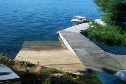 Dock (after)