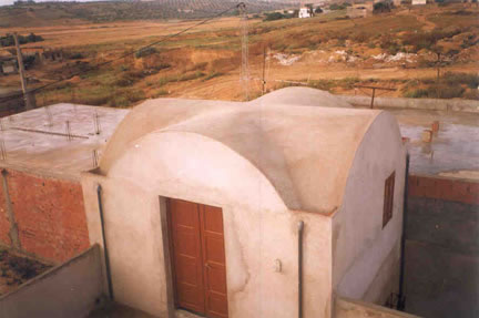 Peace Corps House Tunisia