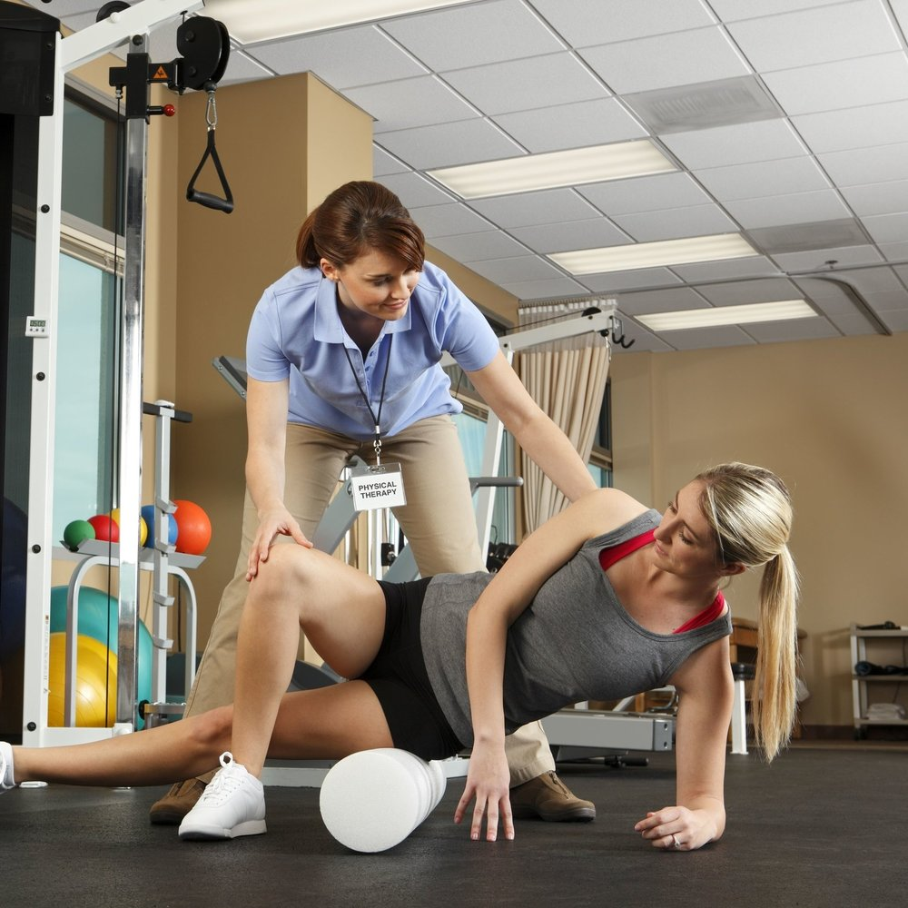 Our sports rehabilitation therapists help get moving in better, more functional ways so that you can avoid injury and help recovery.