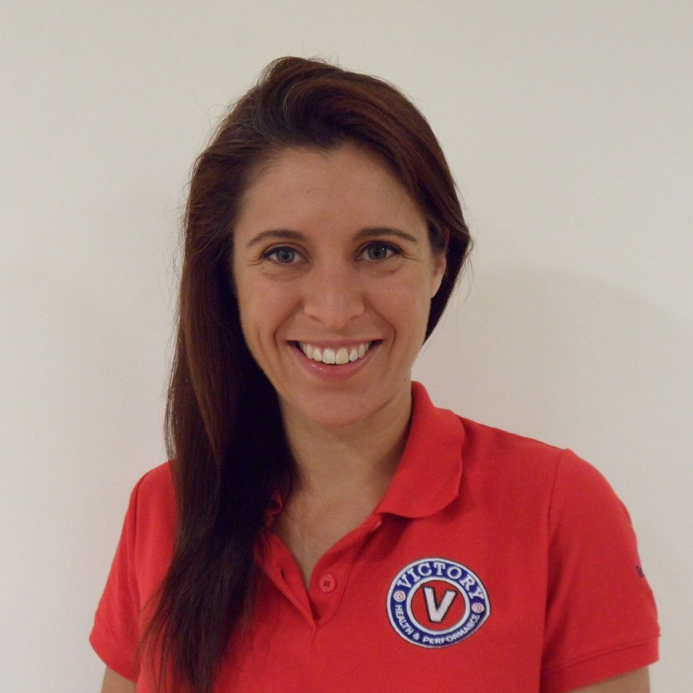 Physiotherapist Aileen Sullivan excels at treating sports injuries and lower limb injuries.