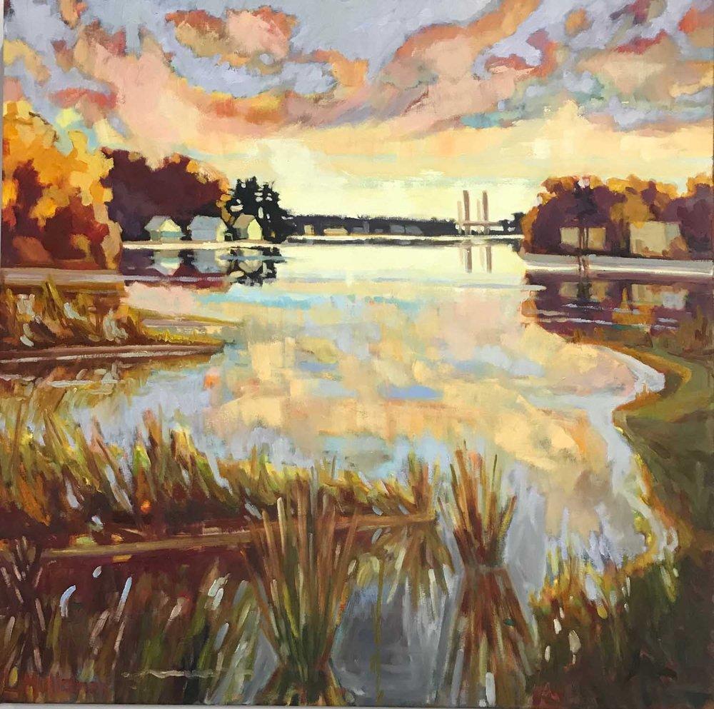 Sarah Long into Autumn