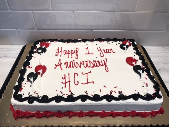 HAPPY 1 YEAR ANNIVERSARY TO HCI CHICAGO!Thanks to all for making this happen and becoming one of Chicago's fastest growing associations.