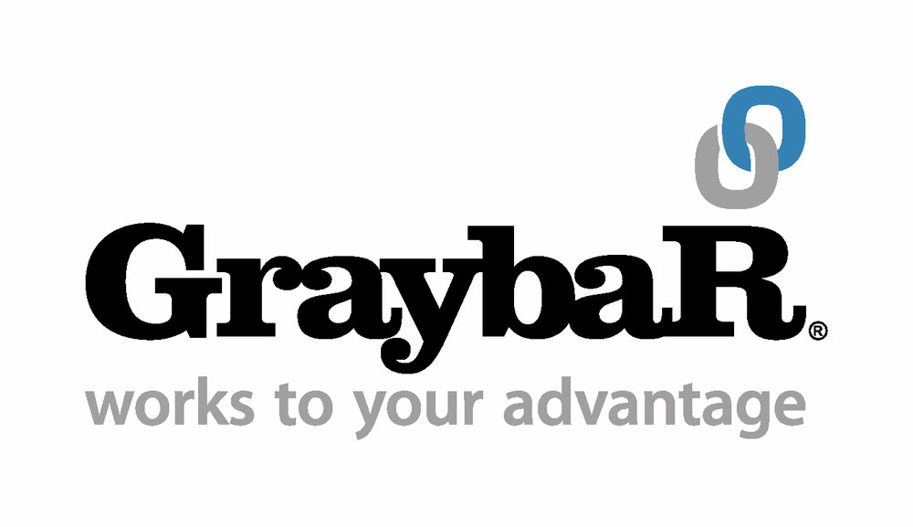 THANKS TO GRAYBAR for sponsoring food and drinks