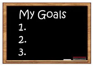 (If you need further help on how to set goals-  THIS video can help you do just that)