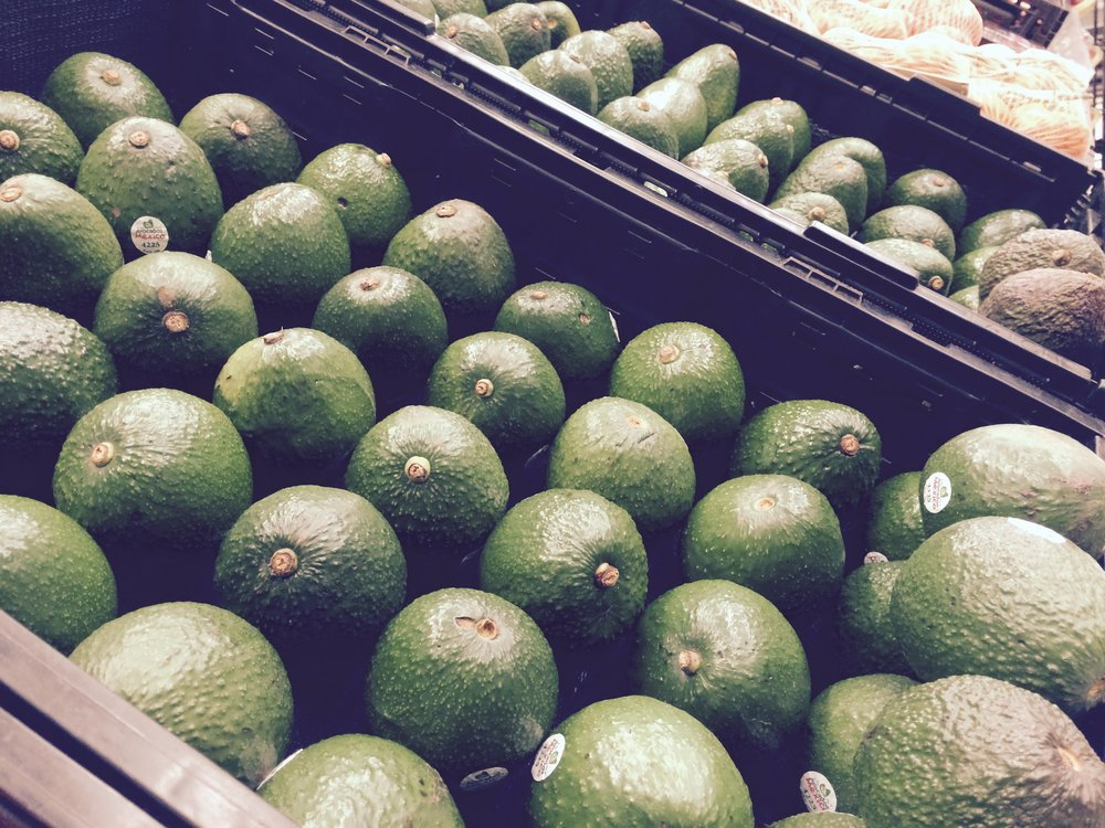 Avocados --  A good source of healthy fats