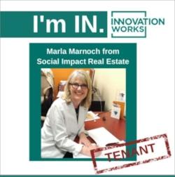Innovation Works Blog Oct 20, 2016 Marla Marnoch - Not Your Average Realtor