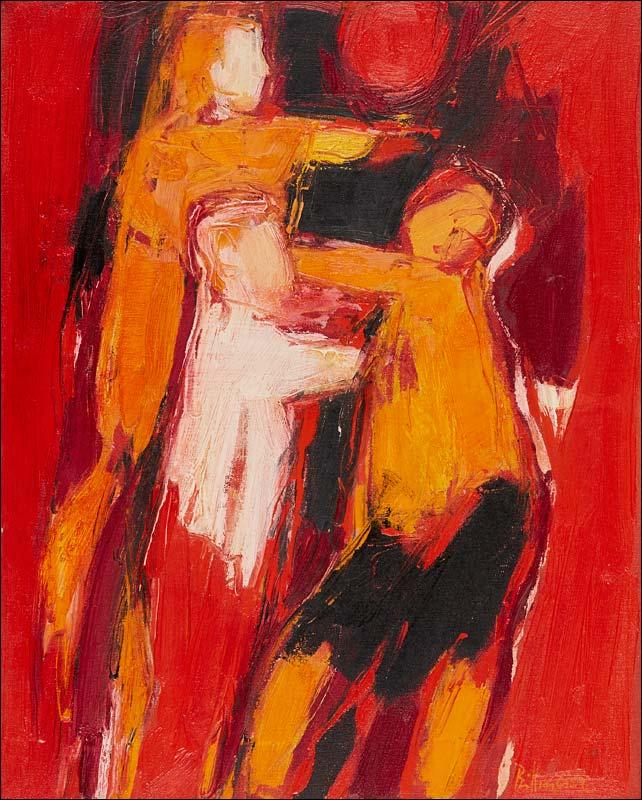 "Richard Billmeier - 16"" x 20"""