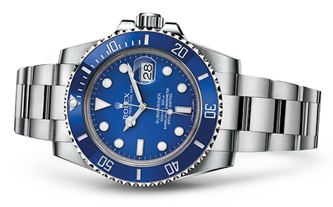 Rolex Submariner 18K White Gold 116619  Retail: $36,850 Our Price: $31,325   Call for additional savings: 215-922-4367