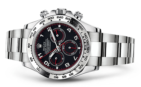 Rolex Daytona 18K White Gold 116509  Retail: $37,450  Our Price: $31,825   Call for additional savings: 215-922-4367