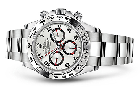 Rolex Daytona 18K White Gold 116509  Retail: $37,450  Our Price $31,825   Call for additional savings: 215-922-4367