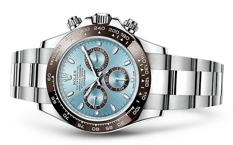 Rolex Daytona Platinum Anniversary 116506  Retail: $75,000 Our Price: $57,750   Call for additional savings: 215-922-4367
